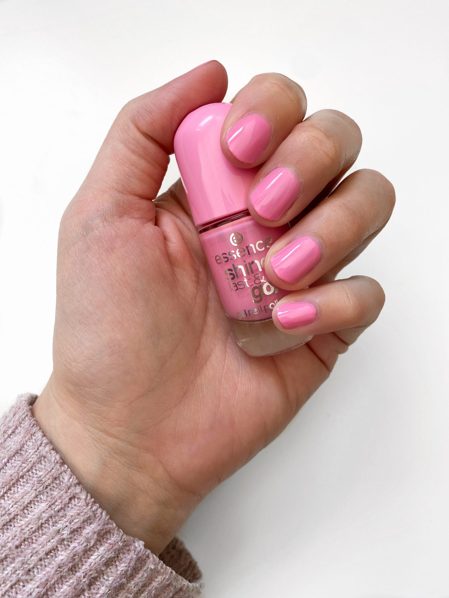 Swatch Essence Cotton Candy Love nr 75