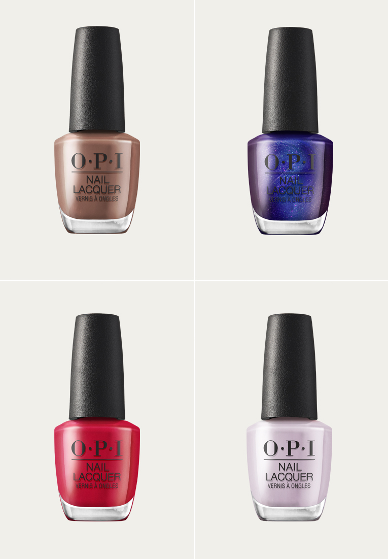 OPI Downtown Los Angeles nagellak collectie