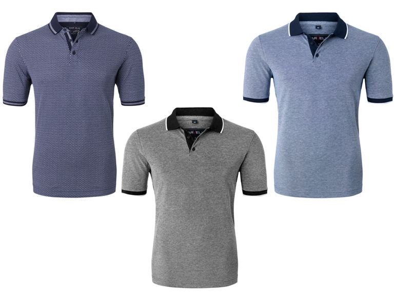 chique poloshirts